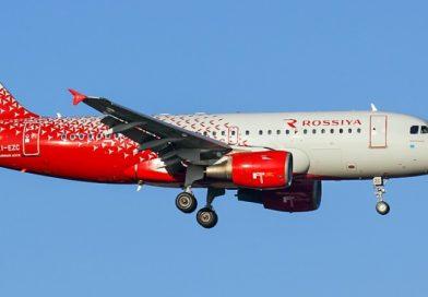 Rossiya Havayolları, Mısır'a uçacak
